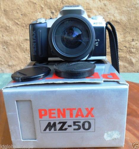 Pentax 35mm, MZ 50 Camera originally boxed like new