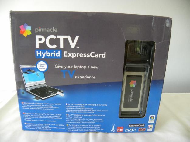 Pinnacle PCTV Hybrid Express Card