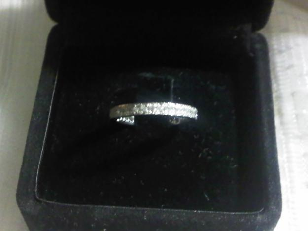 Platinum Engagement Ring and Wedding Band for Sale