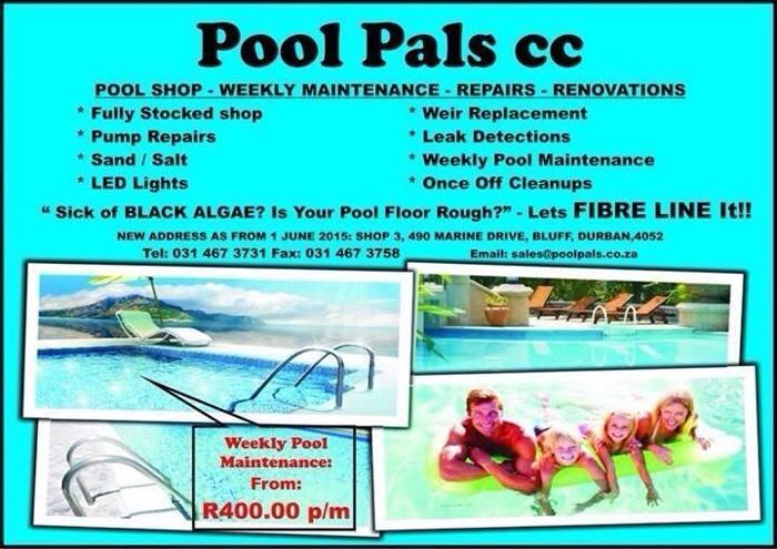 Pool Pals Cc In Hillcrest Kwazulu Natal Classified