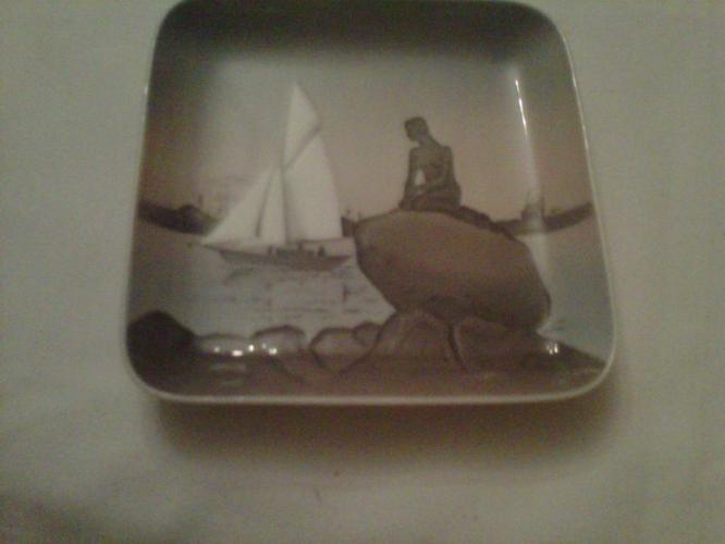 Porcelain Plate of Denemark