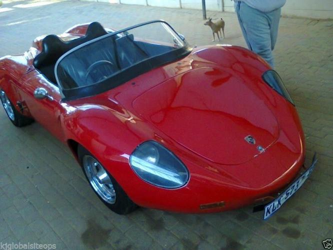 porsche replica kit car for sale in randfontein gauteng. Black Bedroom Furniture Sets. Home Design Ideas