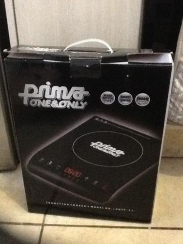 Prima one and only induction cooker