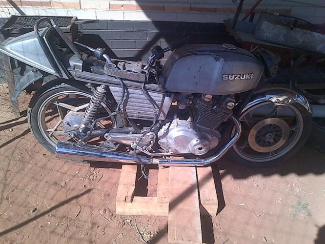 project / spares bike swop or sell