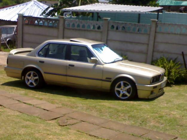 QUICK URGENT SALE 87 BMW E30 325i AUTO OR SWOP