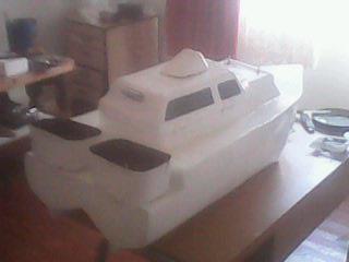 Radio Control Bait Boat