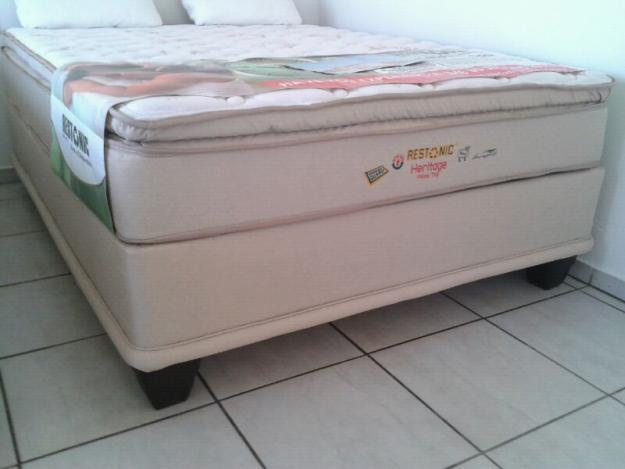 Restonic bed factory outlet for Sale in Johannesburg