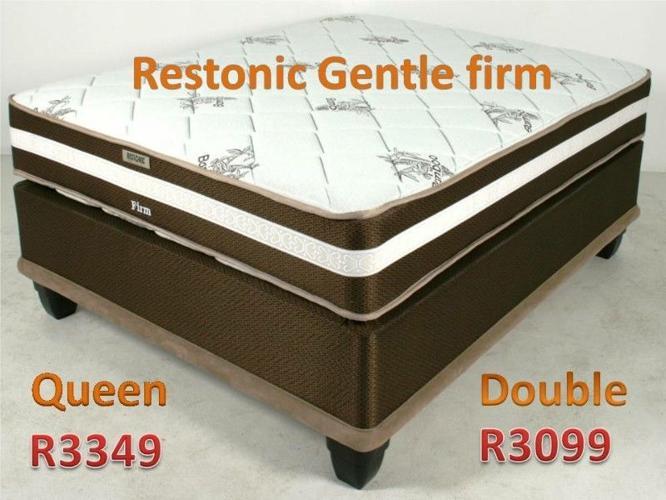 Restonic beds for Sale in Germiston Gauteng Classified
