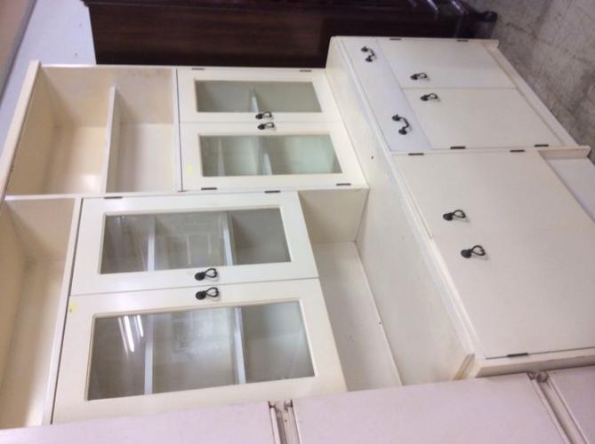REVAMPING A KITCHEN? Old Kitchen scheme on good