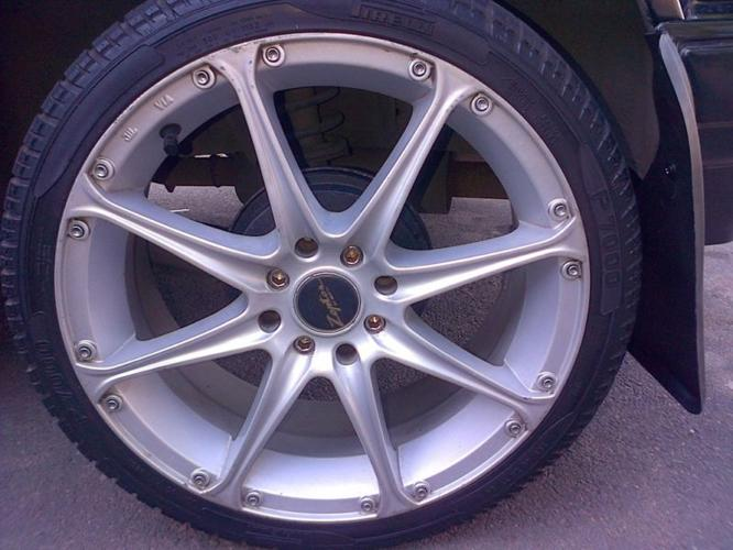 rim an tyre for sale.