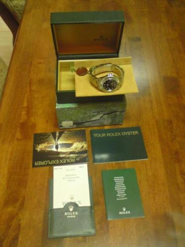 Rolex Oyster Perpetual Crhonograph