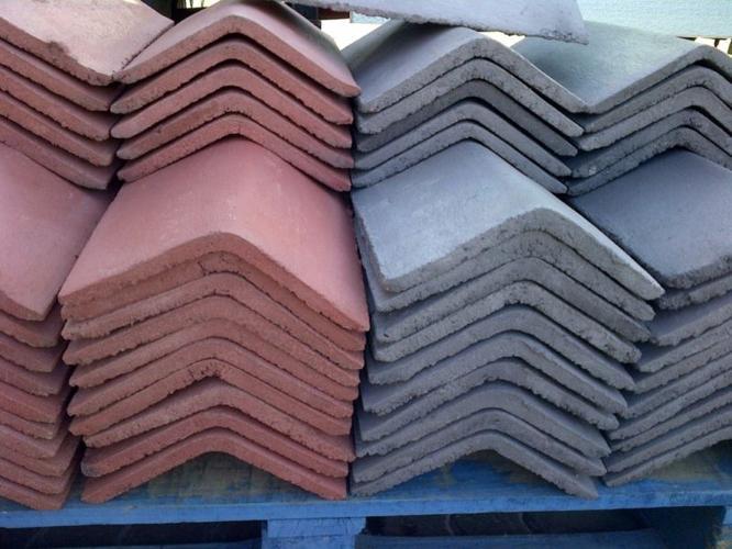 Roof tile Ridges