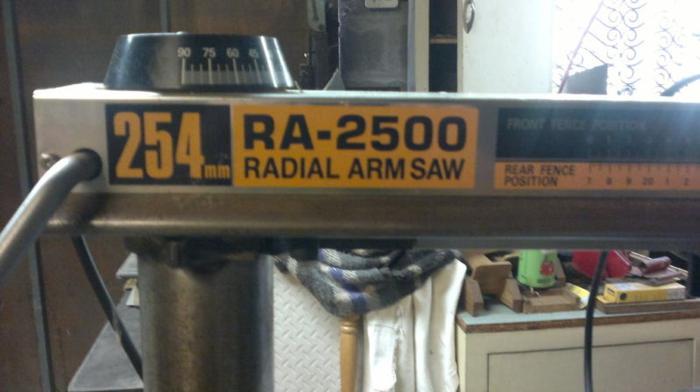 ryobi radial arm saw for sale in kuils river western cape rh kuils river southafricanlisted com ryobi ra 2500 instruction manual ryobi ra 2500 user manual