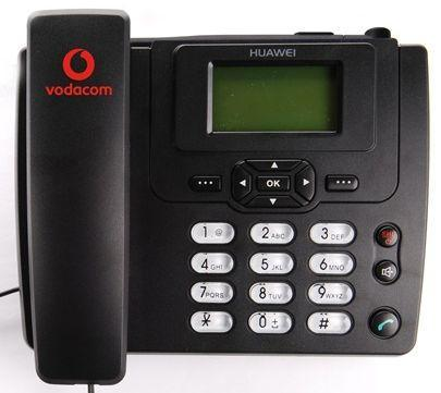 Safe on your busines calls with the Huawei Wireless