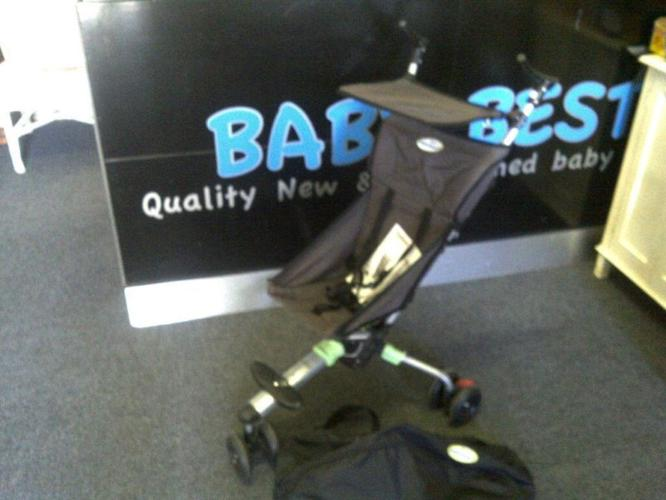 Safety First QuickSmart Stroller