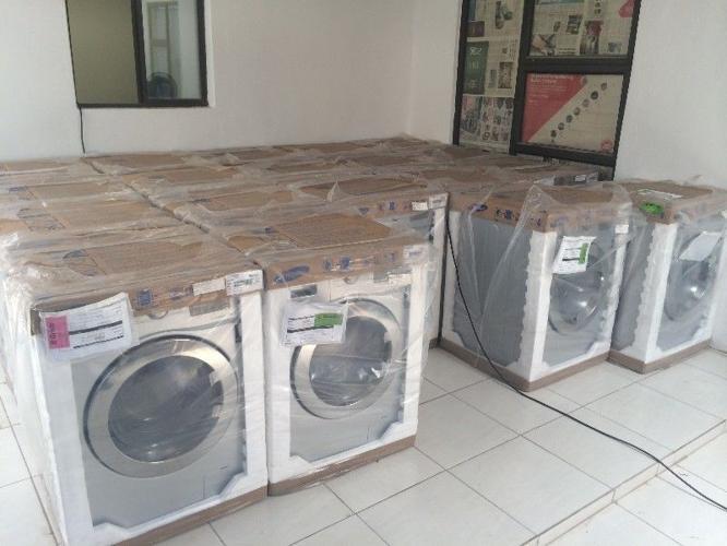 Samsung Baikal Washer Dryer combo