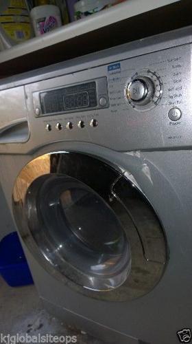 Samsung front loader, washer/dryer combo