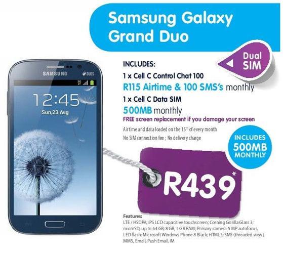 Samsung Galaxy Grand Duo
