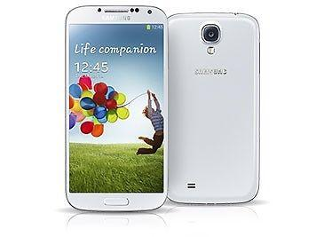 Samsung Galaxy S4 32GB - White Frost - Good Condition