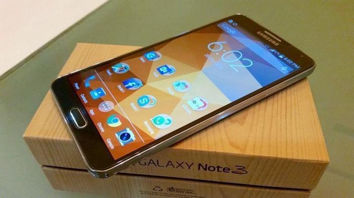 Samsung Note 3 clone