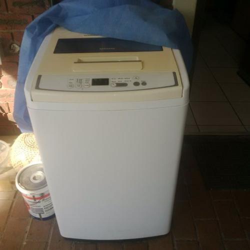estate washing machine price