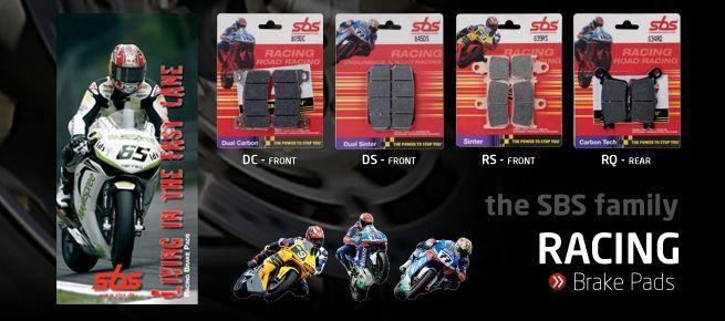 SBS Racing & Road Brake Pads @ Pitlane Customs/Frost