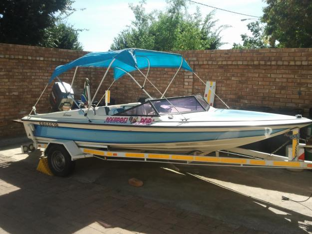 scorroco speed boat