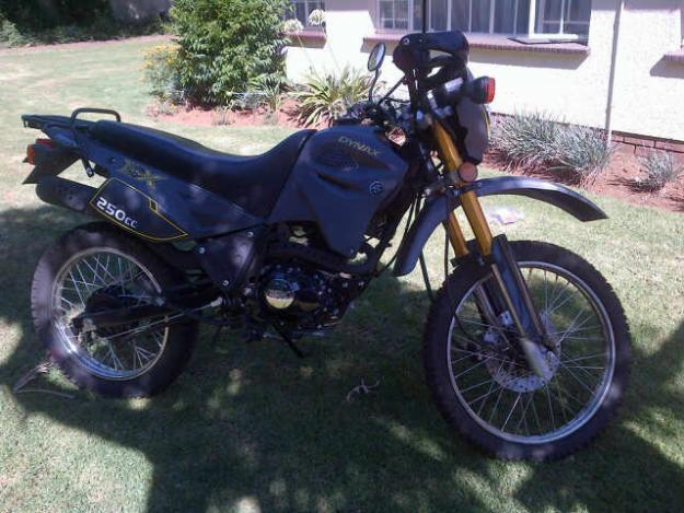 Scrambler 250cc