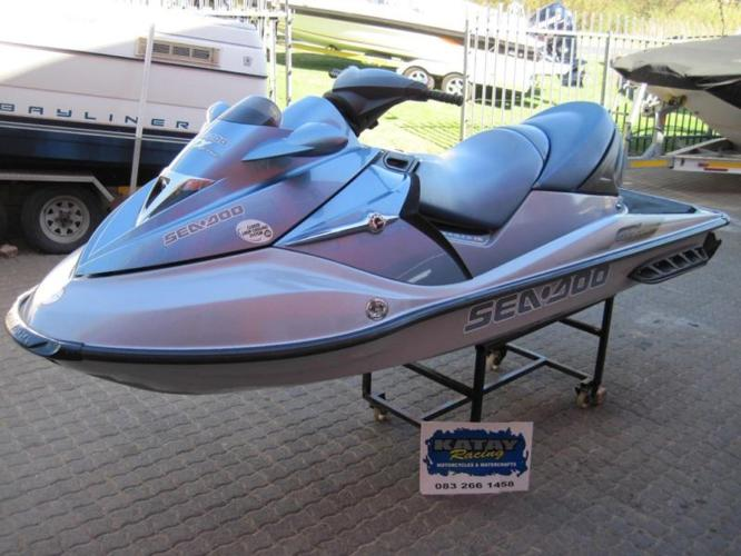 SEADOO GTX LIMITED EDITION 215HP 1500cc 4 Tec Supercharge for Sale