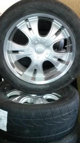 Second hand mags & tyres