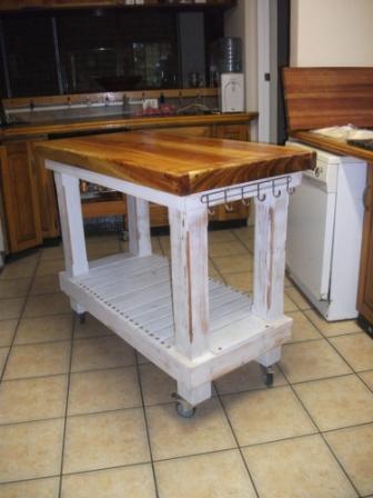 shabby chic kitchen island for sale in durban kwazulu