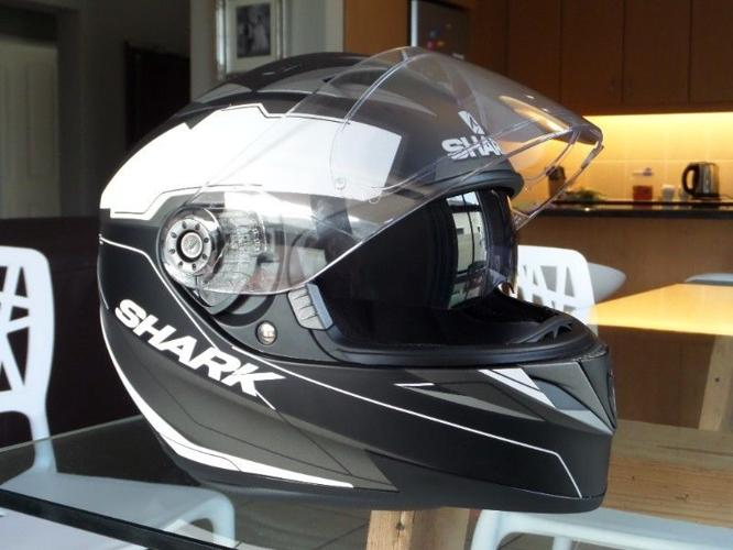 Shark S700 LAB helmet (large)