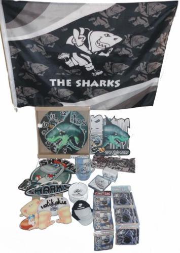 Sharks Rugby Memorabilia