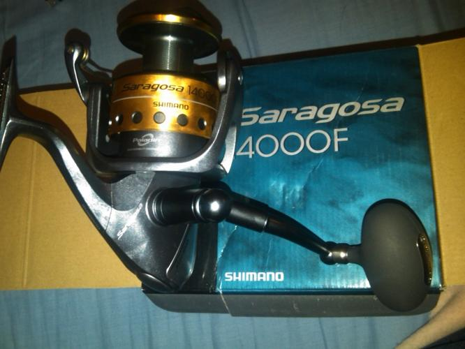 Shimano Saragosa 14000F new for Sale in Cape Town, Western