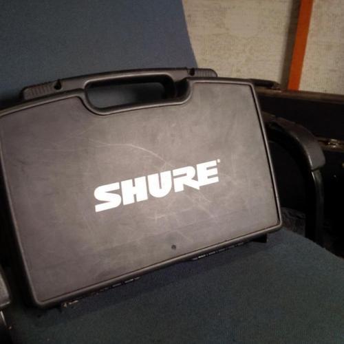 Shure Cordless kit for guitar