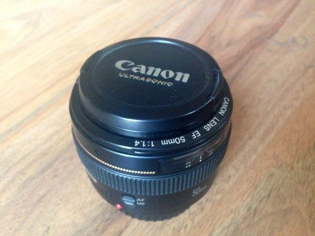 Sigma 70-200 APO EX DG OS for Canon & Canon 50mm F1.4