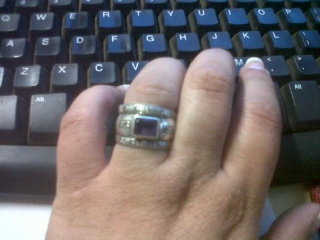 Silwer Ring