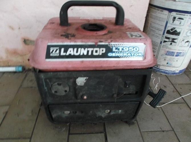 Small generator for sale Klein kragopwekker te koop for Sale