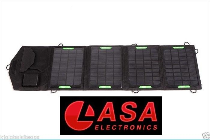Solar Charger - avail in 5W and 14W