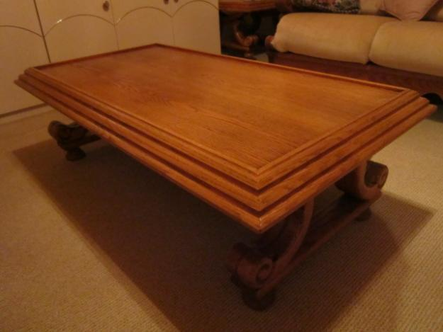 Solid Oak Lounge suite