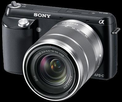 Sony Alpha NEXF3 Brand New