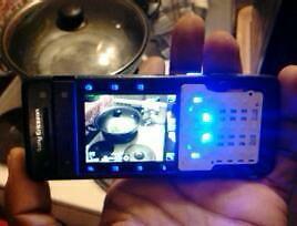 Sony Ericsson C902 CyberTouch - 3G / 5MP Autofoc LED