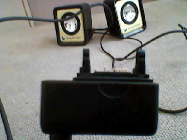 Sony Ericsson Portable Speakers