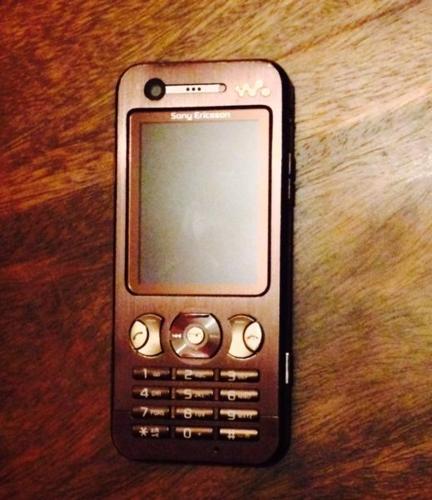 Sony Ericsson W890
