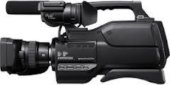 Sony HXR MC1500E HD camcorder pal for sale