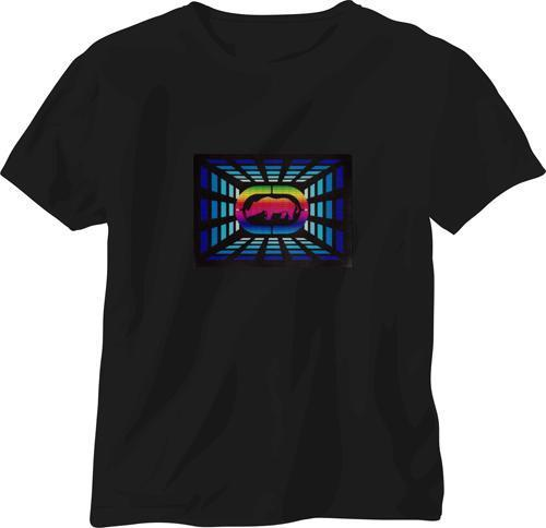 Sound Activated Light Up T Shirts