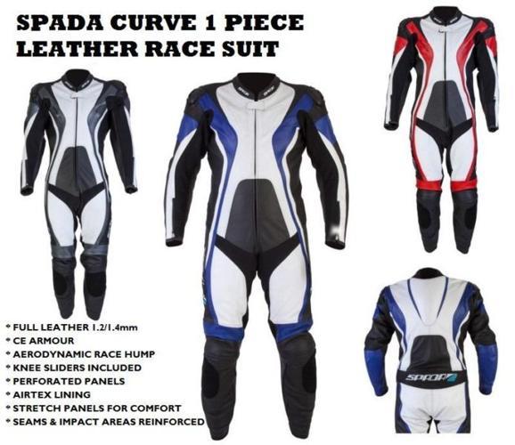 Spada 2014 race suits