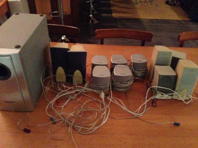 Speakers For Free