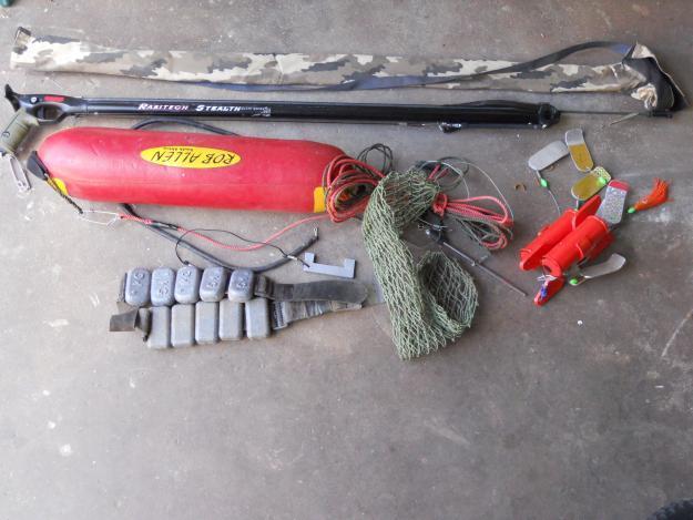 Spearfishing Equipment