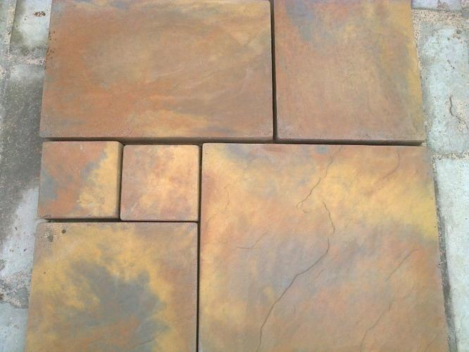 Special!!!! Paving slabs(Colour)300x300-R17.50